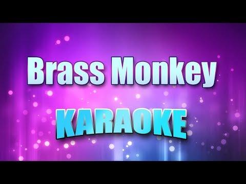 Beastie Boys - Brass Monkey (Karaoke & Lyrics)