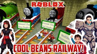 Roblox: Thomas and Friends COOL BEANS RAILWAY!