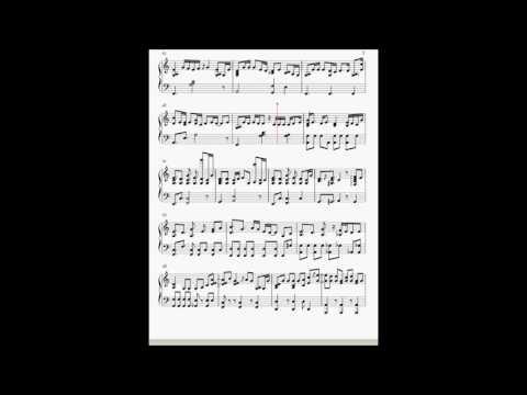 Fetty Wap - Again | Piano Sheet Music Tutorial