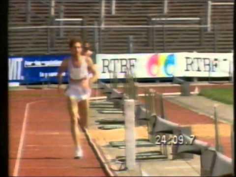 Atletismo :: Dionísio Castro vence os 10000m da WestAthletic em 1988