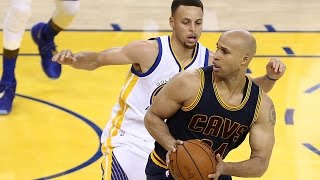 Shots Fired! Steph Curry BLASTED by Richard Jefferson Over