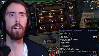 Asmongold Gets Mad At Blizzard For Getting The Wrong Loot In Weekly PvP Chest!