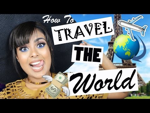 How To Travel The World On A Budget - How I Plan My Travel Trips