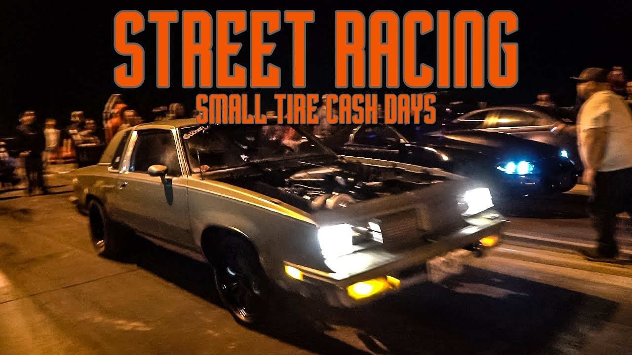 STREET RACING for CASH! Beater Bomb Turbo Mustang, GBody, Nitrous ...