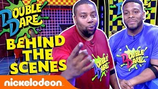 Kenan & Kel Take Us Behind the Scenes On The Set of Double Dare | Nick