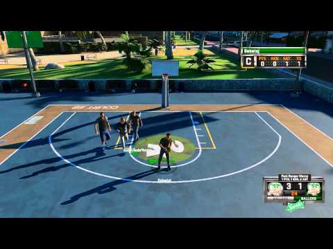 FEELS GOOD BEING BACK [NBA2K15 MyPark PC]