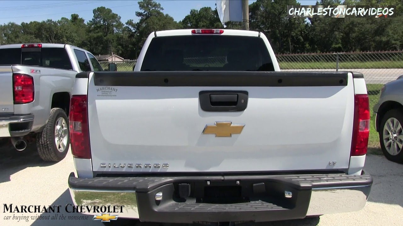 2013 chevrolet silverado z71 lt walkaround review for sale at marchant chevy 8 16 17