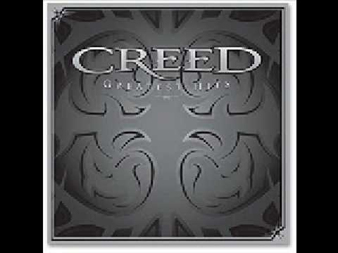 Creed - With Arms Wide Open (with lyrics)