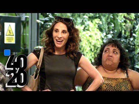 40 y 20 | Rocío descubrió que Fran tuvo un amorío con una de sus ex amigas