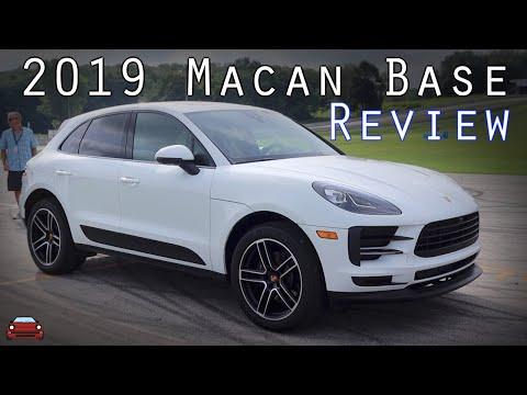 2019 Porsche Macan Base Mini-Review