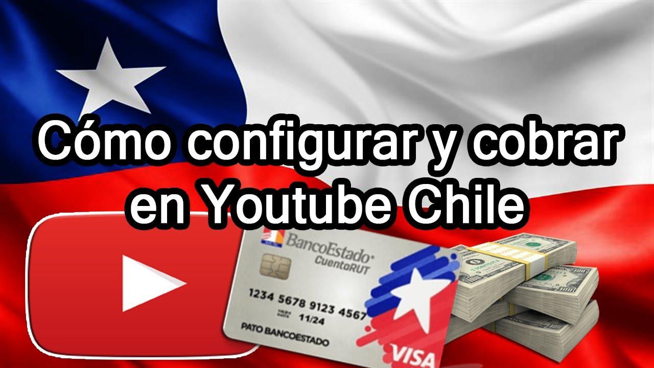 Como Ganar Y Cobrar Dinero En Youtube Chile 2020 Youtube
