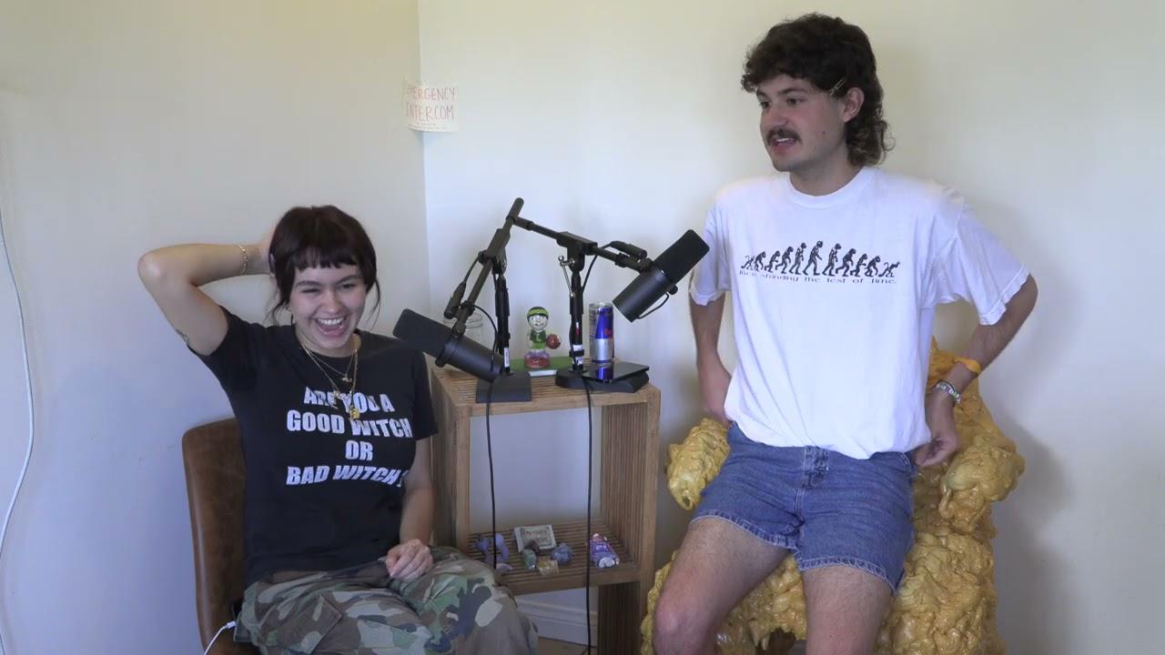Episode 3 - Emergency Intercom With Enya & Drew