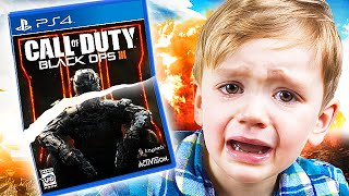 BREAKING BLACK OPS 3 on OMEGLE! (Hilarious Reactions)