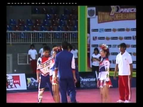 DREAMS ALL-STARS (Jakarta) - 2nd Place Group Stunt Mixed (Indonesian) Precise NCC 2011
