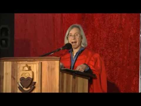 Dean Minow delivers reconciliation lecture in South Africa