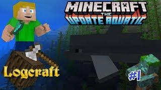 Minecraft: Logcraft season 4 ep. 1 - The Kelpy Boys