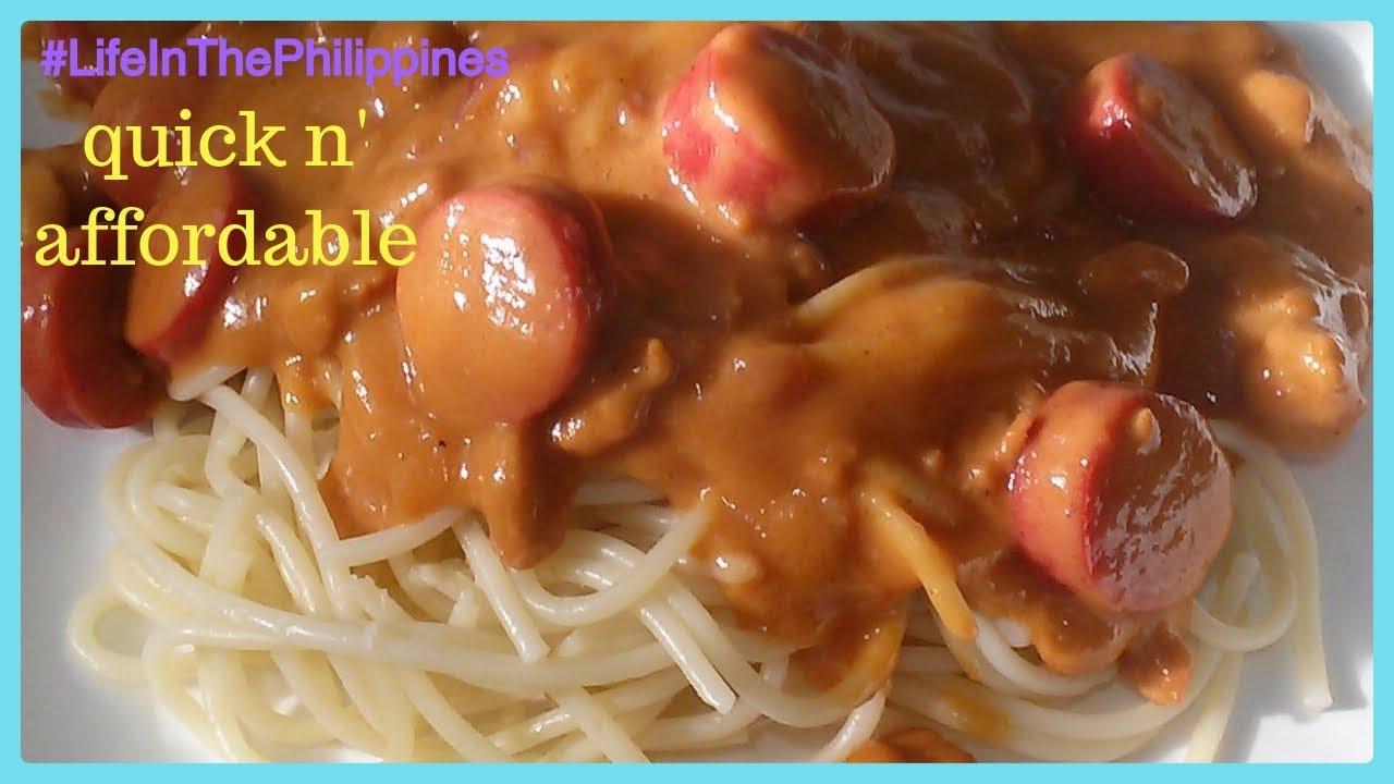 How to Cook Jollibee Spaghetti Recipe Sweet Pinoy Style ...
