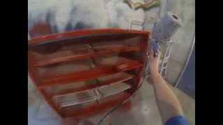 How To Paint A Dresser With An Hvlp Spray Gun