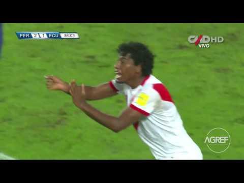 Highlights - Miguel Araujo vs Ecuador