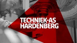 Hardenberg Techniek-as