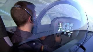 Eignungstest für Piloten der Bundeswehr