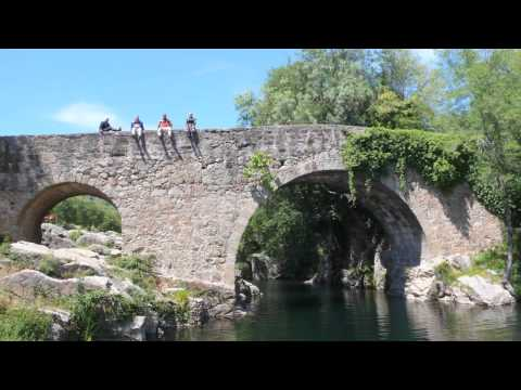 Motorcycle Tour in Spain - Extremadura: The hidden pearl // BMW 1200 GS // Hispania Tours