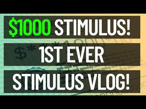 second-stimulus-check-update-vlog:-$1000-stimulus-+-stimulus-package-timeline-(6/18)