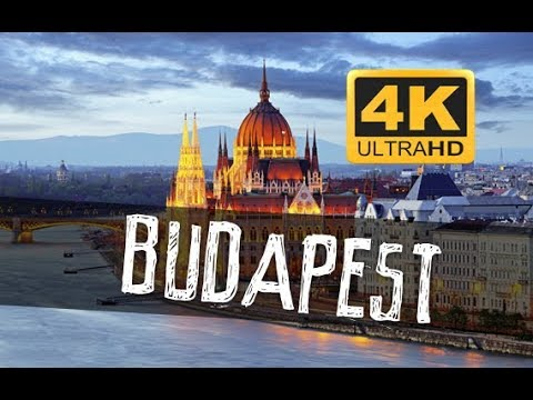 4 minutes Budapest, Hungary | Timelapse video [4K]