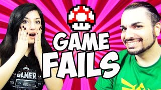 I BUG PIÚ DIVERTENTI DEL WEB! #GAME FAILS