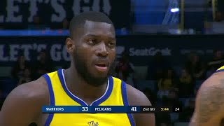Eric Paschall Full Play vs New Orleans Pelicans | 11/17/19 | Smart Highlights