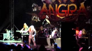 Angra - Winds of Destination (Live) - Circo Volador - 13/08/2013