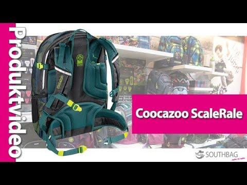 a7825714d00ad Coocazoo Schulrucksack ScaleRale - richtig am Rücken einstellen ...