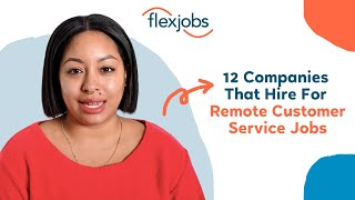 Remote Customer Service Jobs: 12 Companies That Hire for Work from Home Customer Service Jobs screenshot 4