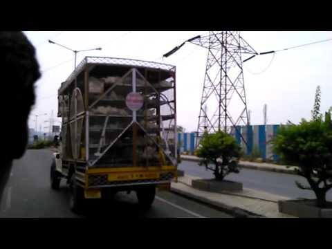 Pune industrial area