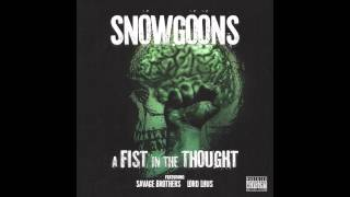 "Snowgoons - ""Platoon Goons"" feat. Reef The Lost Cauze [Official Audio]"