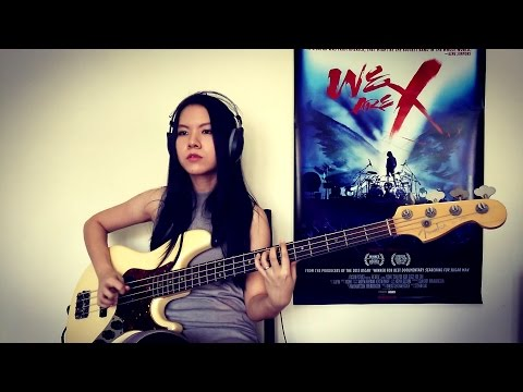 X Japan - Jade ( Bass Cover by KOI )