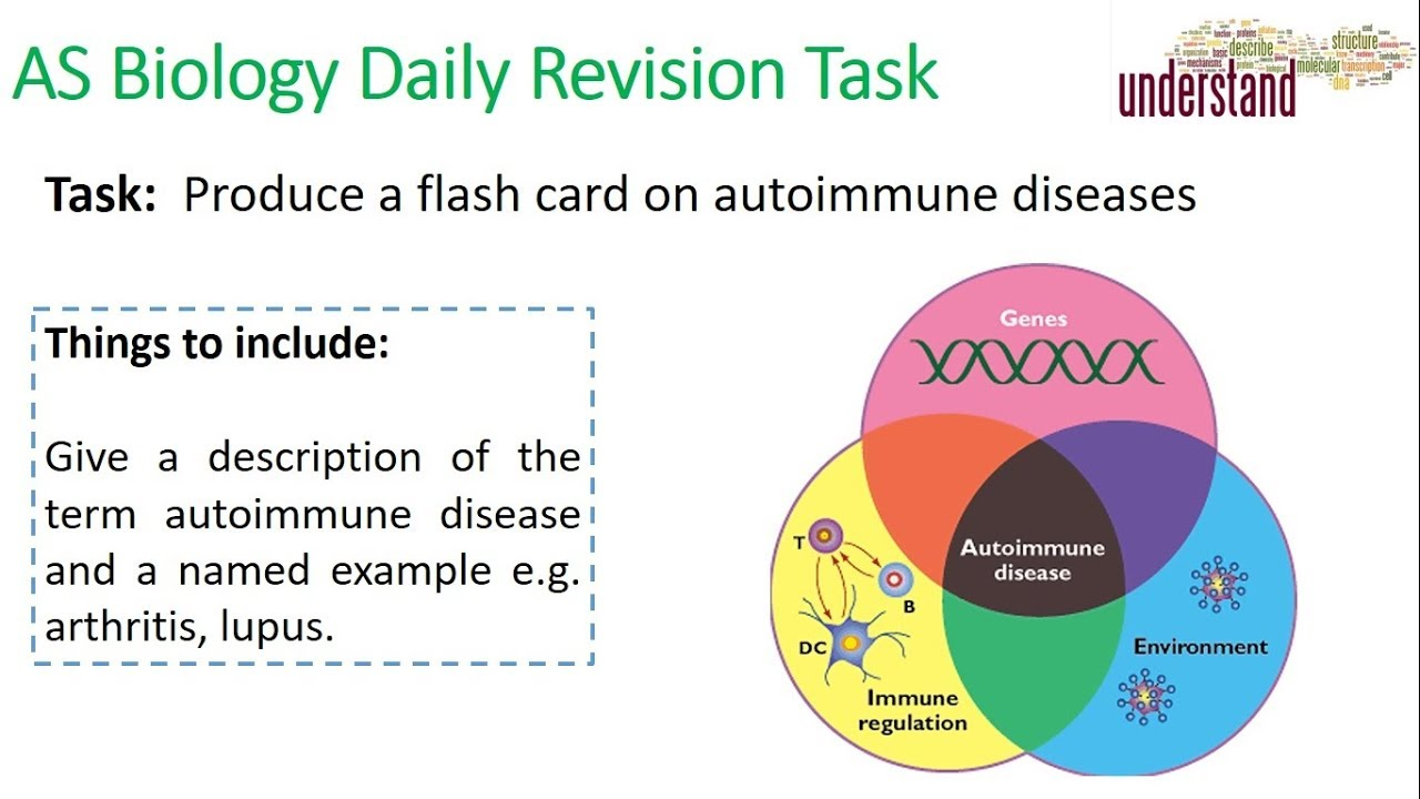 AS Biology Daily Revision Task 94 - YouTube
