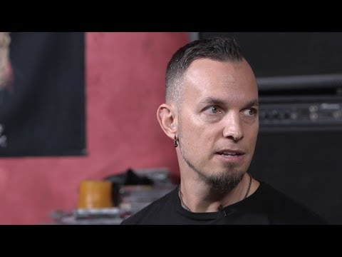 Mark Tremonti's Wild Concept Behind 'A Dying Machine'