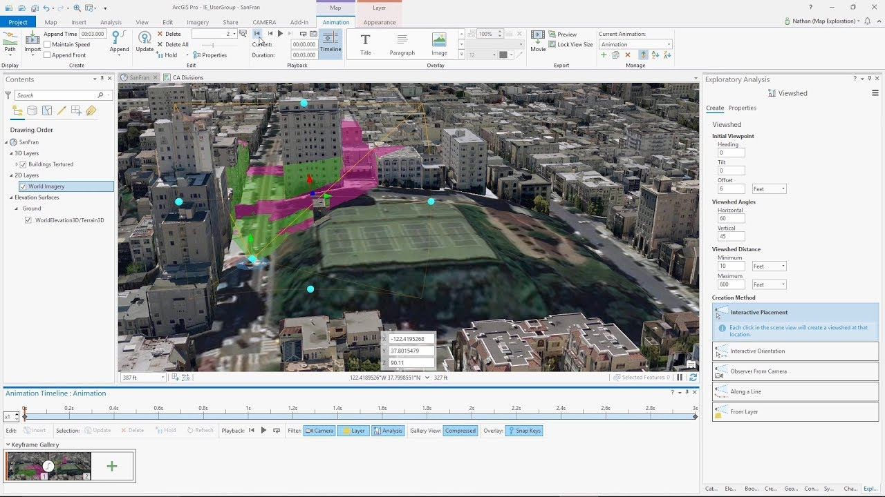 What's new in ArcGIS 10 7 | Esri Australia