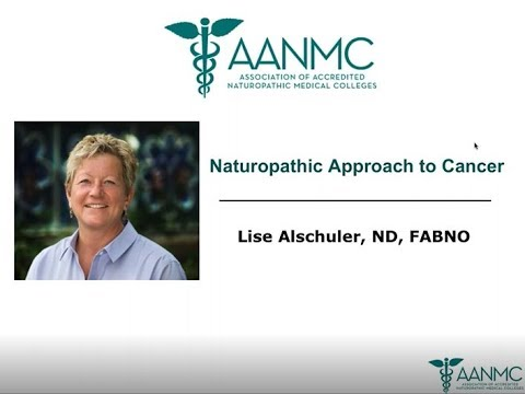 Naturopathic Approaches to Cancer