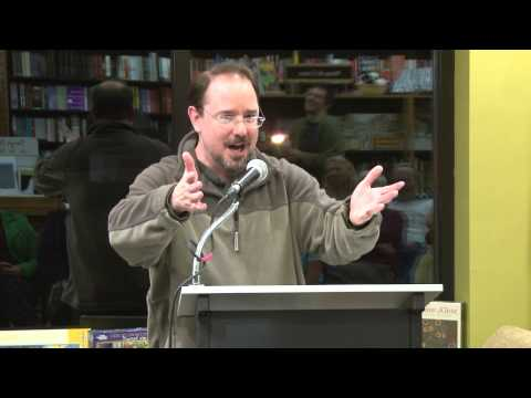 John Scalzi at Gibson's Bookstore - Part 4 - 9/16/14