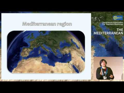 EGU GIFT2017: Atmospheric pollution in the Mediterranean: so