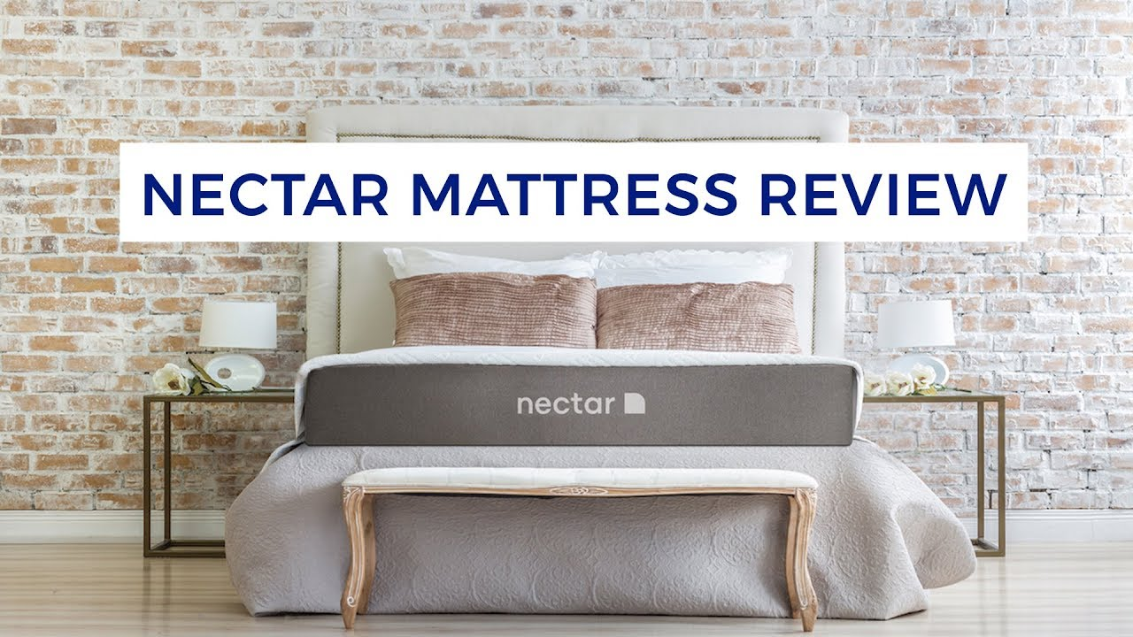 Nectar Mattress Review Nectar Bed Review Youtube