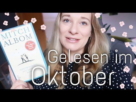 Lesemonat Oktober 2019 | Ein neues Highlight | Being_Sandra