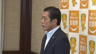 平成30年7月豪雨災害に係る義援金贈呈式(阿波踊り振興協会)