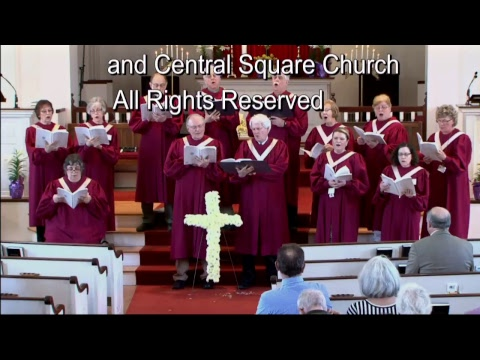 Central Square Congregational Church Sunday Worship 04/16/2017