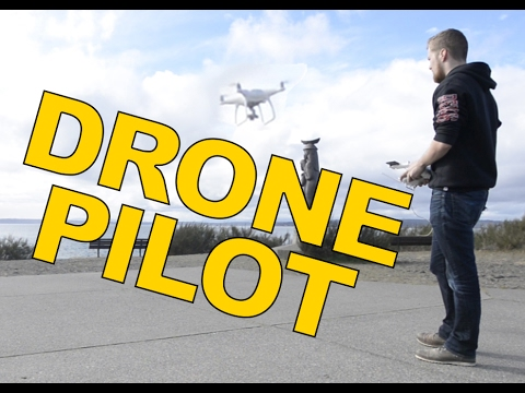 -Drone Pilot- A day in the life