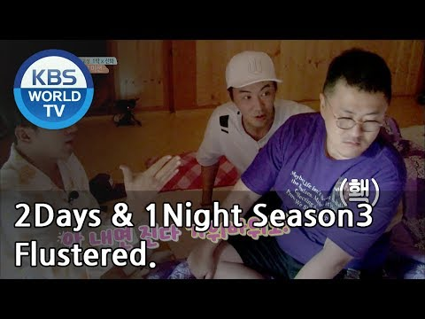 "Play ""Cham, cham, cham"". The losers go hiking. [2Days&1Night Season 3/2018.08.26]"