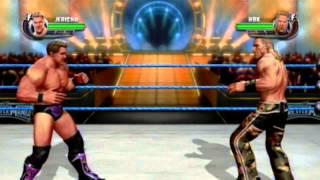 WWE All Stars   Matchs avec CM Punk et Chris Jericho
