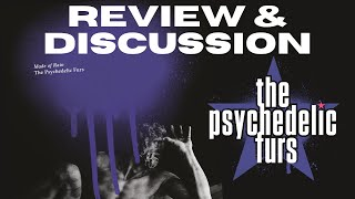 Psychedelic Furs - Made of Rain | Review & Discussion